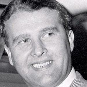 Wernher Von Braun Bio Age Wiki Facts And Family